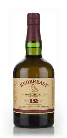 Redbreast 12 Year Old - Master of Malt