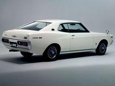 Nissan Laurel Coupe (C130) '1974–77
