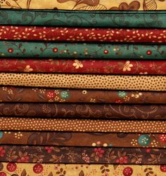 Late Bloomers Fat Quarter Bundle - 12 in bundle
