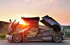 For a Beautiful Car the Pagani Huayra! Pagani Huayra, Pagani Car, Bugatti Veyron, Sexy Cars, Hot Cars, Corvette, Amazing Cars, Awesome, Car Car