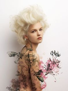 Click by Davines | See more #hair images on www.salonmagazine.ca