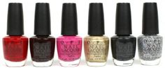 OPI Gwen Stefani Collection – Photos, Swatches, and Review
