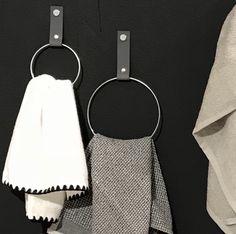 Leren handdoekring – Handles and More leren handdoekring – Handles and more Shop