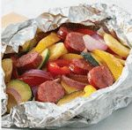 Five hobo meals for camping. You did camp as a kid, didn't you? Well then, you've made these!