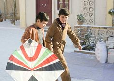 'The Kite Runner' The story of two childhood friends, Amir and Hassan, who grew up together in Kabul. Marc Forster, Top 100 Films, Novel Movies, The Kite Runner, Cacciatore, Beach Reading, Film Base, Childhood Friends, Period Dramas