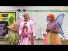 Tooth Fairy Dental Educational Video- Great idea for teaching children about their teeth!