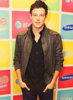 Cory Monteith/ He was a stud muffin <3 And a cutie pie. And a sweetheart <3 His passing just breaks my heart