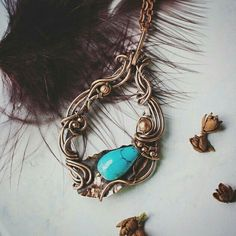 It's a story about one little turquoise drop...