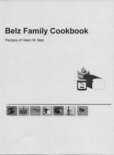 Contains popular recipes from members of Paul H. Belz's ancestral tree, found on ancestry.com. Old Recipes, Cookbook Recipes, Popular Recipes, Church Potluck, Ancestry, Baltimore, Family Meals, Growing Up, Books
