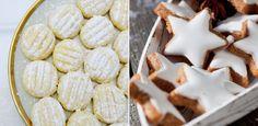Vorweihnachtszeit ist Plätzchenzeit! Hier kommen für euch vier unwiderstehlich gute Rezepte für eure Weihnachtsbäckerei.