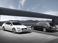 Presentación Nuevo Peugeot 508