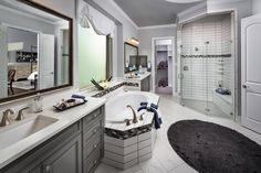 Would you be FINE owning a bathroom with this DESIGN?!