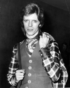 Why David Bowie Is And Always Will Be A Fashion Icon