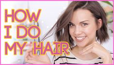 How I Style My Hair! // Textured Waves for Short Hair ◈ Ingrid Nilsen