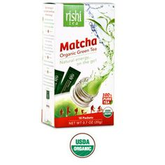 Matcha is a powdered green tea that contains metabolism boosting benefits and also more antioxidants than traditional green tea.