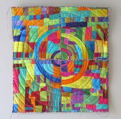 Gerrie Congdon - Colorfusion - Fibreart