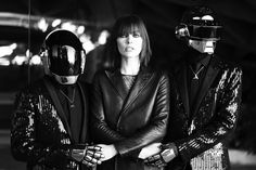 DIGITAL LOVE - A tale of desire starring Daft Punk...