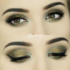 Kim Kardashian's from Grammys makeup inspired