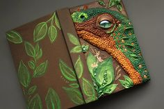 DISPLAY/ CUSTOM order   dragon Journal secret by amandarinduck