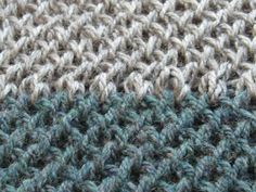 Bird's Quest: List of Knitting Board Stitches