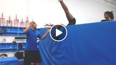 We all know you're supposed to SET in your layout before twisting. But many still can't pull this off. That's where the TCF drill comes in! Gymnastics At Home, Gymnastics Levels, Gymnastics Lessons, Gymnastics Floor, Tumbling Gymnastics, Gymnastics Coaching, Amazing Gymnastics, Gymnastics Videos, Gymnastics Workout