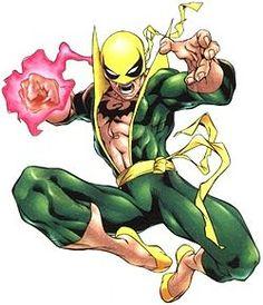 Marvel Comics Iron Fist!