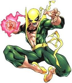 Marvel Comics Iron Fist!