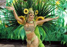 Las comparsas de carnaval de Brasil