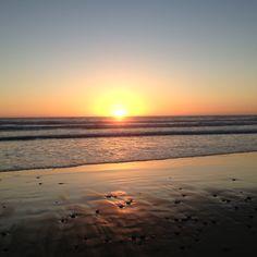 Cali sunsets
