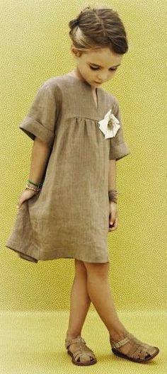 07164ace83ae MODA INFANTIL - Verão para Meninas - 21 Looks Little Girl Dresses