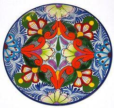 Classic Talavera Plate