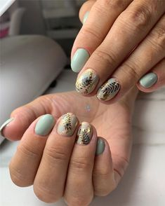 Fall Leaf Nail Art Designs - Fall leaves on nails right now are super-trendy. We searching for 150 best examples. Be ready to get inspiration! Nail Art Diy, Cool Nail Art, Long Gel Nails, Gel Nail Designs, Nails Design, Nail Effects, Top Nail, Beautiful Nail Designs, Artificial Nails