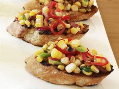 Awesome crostini recipes from FN Dish!