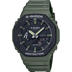 CASIO G-Shock GA-2110SU-3A Carbon Core Street Style Casio G-shock, Casio Watch, Royal Oak, Cool Watches, Watches For Men, Men's Watches, Hypebeast, Surf Watch, Casio G Shock Watches