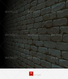 Wall Texture Tile 04 ...  art, bitgem, game, hand painted, rock, stone, texture, wall