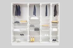 #garderobeinnredning #garderobeskap #garderobe Wardrobe Closet, Towel, Bathroom, Home Decor, Instagram, Cloakroom Basin, Washroom, Homemade Home Decor, Linen Cupboard