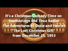 """The Adventures of Ozzie and Harriet """"The Lost Christmas Gift"""""""
