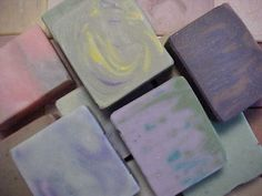 Blue River Soaps, my own soap
