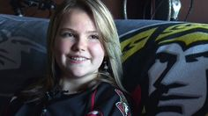 Montreal girl sent home for wearing Senators jersey | CTV News (ends very well!!)