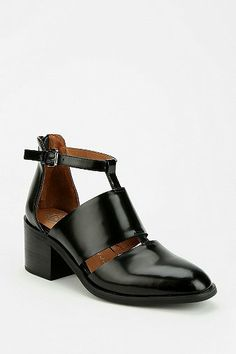 Jeffrey Campbell Melina Cutout Ankle Boot