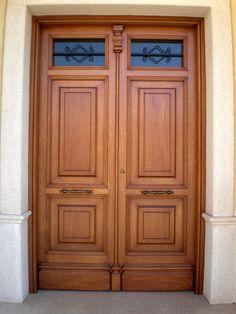 Las 54 mejores im genes de puertas rustica exterior - Puerta de madera exterior ...