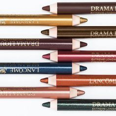 New Drama Liqui Pencil shades PERFECT for your holiday eye look. Now available exclusively @Sephora #DramaForDays