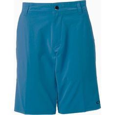 Oakley Men's Stance 2.0 Golf Shorts, Size: 34, Blue #GolfShorts