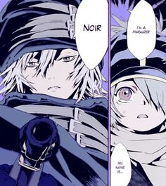 tegami bachi_noir by uragiri10 on deviantART ~~~~~~~~~~~~~~~~~~~~~~~~~~~~~~ This had to be one of the saddest parts of all time. This anime made me bawl so freaking hard. >=<