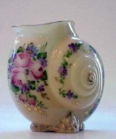 f27c695a4a37 Antique Cambridge Glass Vase Fenton Glass