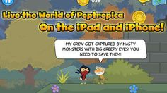 Take to the islands and embark on quests, discovering the secrets of Poptropica's past one artifact at a time. It's up to you to uncover the truth and prevent a shadowy force from destroying this precious history forever! #educational #kids #apps