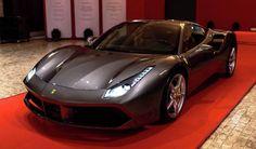Ferrari 488 GTB! More pics and info at http://newcarsradar.com/2016-ferrari-488-gtb/  #ferrari #cars #sports #luxury