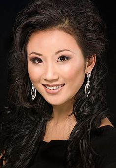 Miss Asia Usa Pageant And Latina Global Makeup Artist Hair Stylist