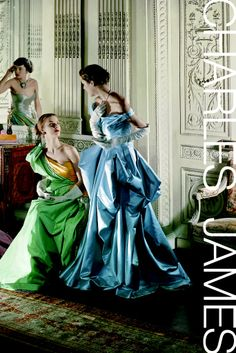 """Charles James: Beyond Fashion"" [Courtesy Photo]"
