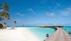 Constance Halaveli Resort - Maldives #Jetsetter